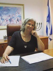 Excelența Sa Doamna Tamar SAMASH, Ambasador al Israelului în România
